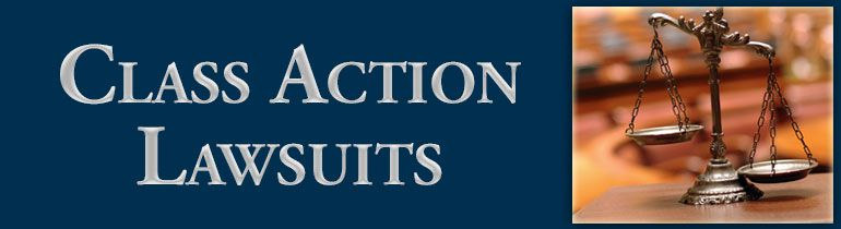 What Is A Class Action Lawsuit >> Class Action Lawyers Defective Drug Product Lawsuit