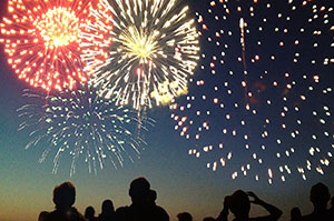 fireworks accidents and injuries