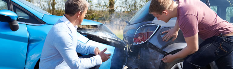 Auto Accident Statistics Lawyer for Knoxville TN