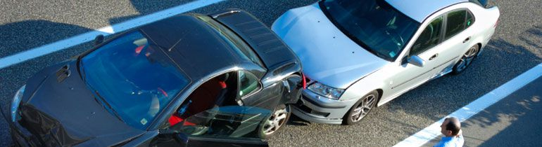 Rear-End Collision Injuries Lawyer