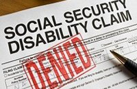 Social Security Disability Claim Form