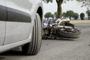 avoiding a motorcycle accident