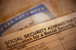 social security claim form