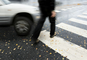pedestrian fatalities on the rise